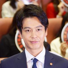 中林大樹 ドラマ「ストロベリーナイト・サーガ」完成披露試写会!